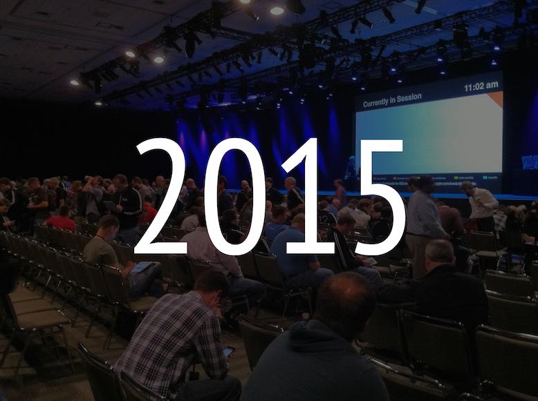 10 event трендов 2015года
