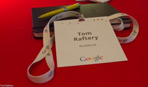 Google EU Data Center Summit. Image: Tom Raftery