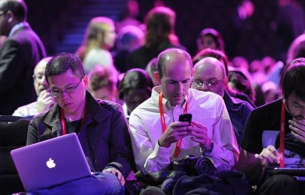 Про обзор мобильных event-приложений