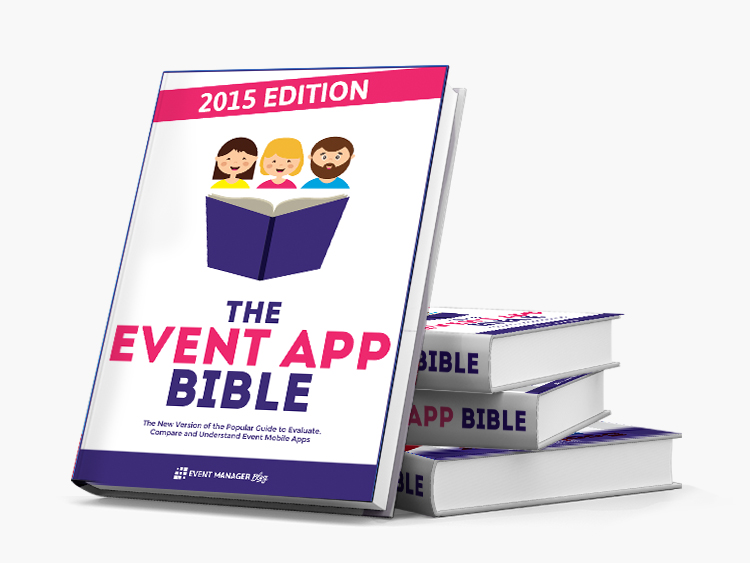 Обзор The Event App Bible 2015