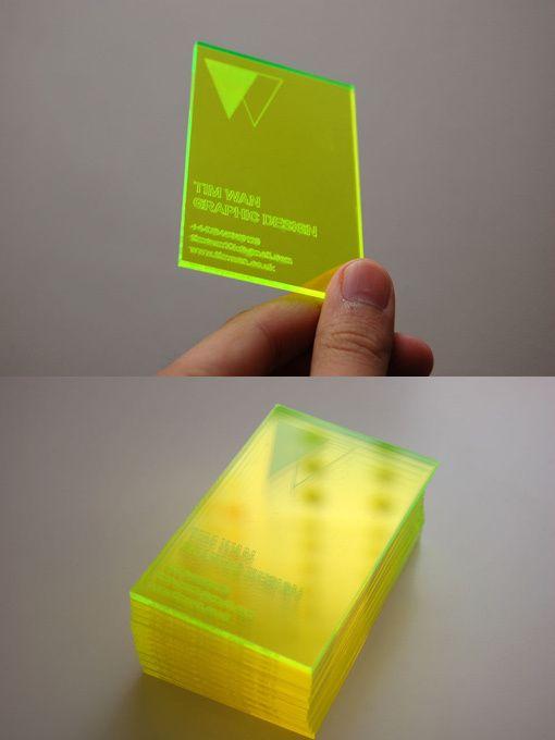 пластиковые визитки материалы