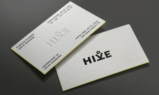 шрифты для визитки